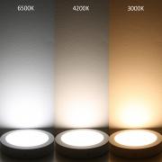 6x LED RGB Lampen E27 16 Farben 4WFarbwechsel Licht Glühbirne