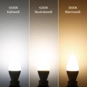 6x E14 LED Lampen 6W U-Form Strahler Kaltweiß